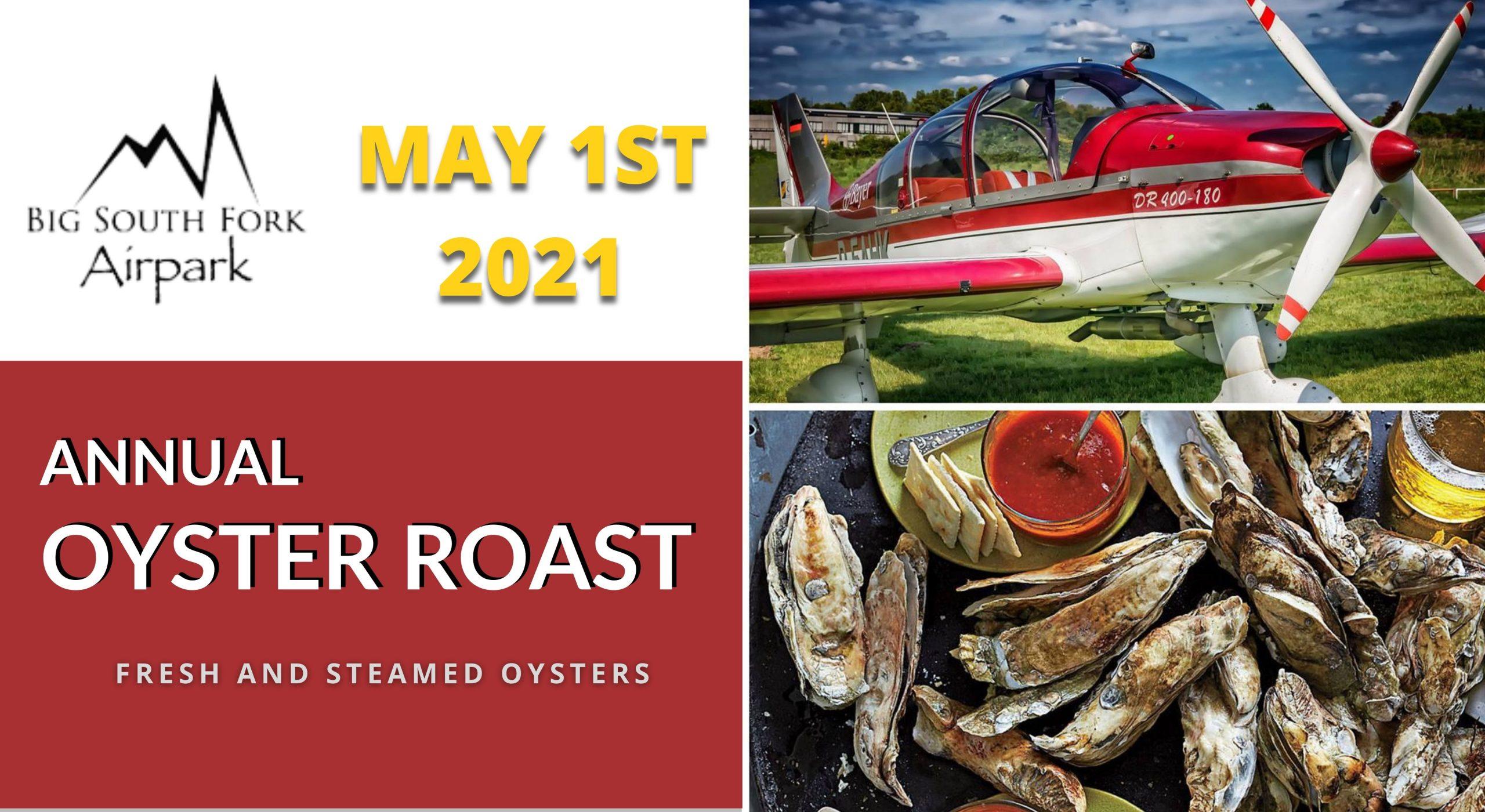 BSFA Annual Oyster Roast