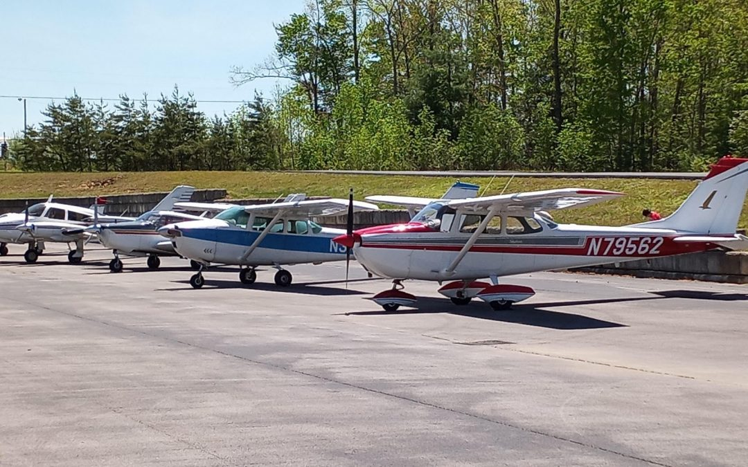 An Affinity For A Great Time – a recap of Big South Fork Airpark's 6th Annual Oyster Roast and Fly-In